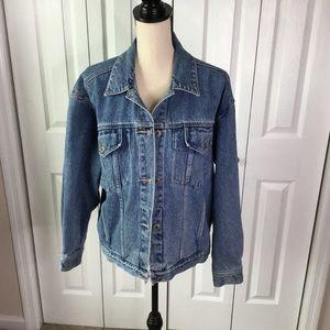 Vintage Jean Jacket Paul Harris Denim size Medium